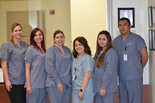 The Nephrology Group Inc - FASC Team Responsibilities